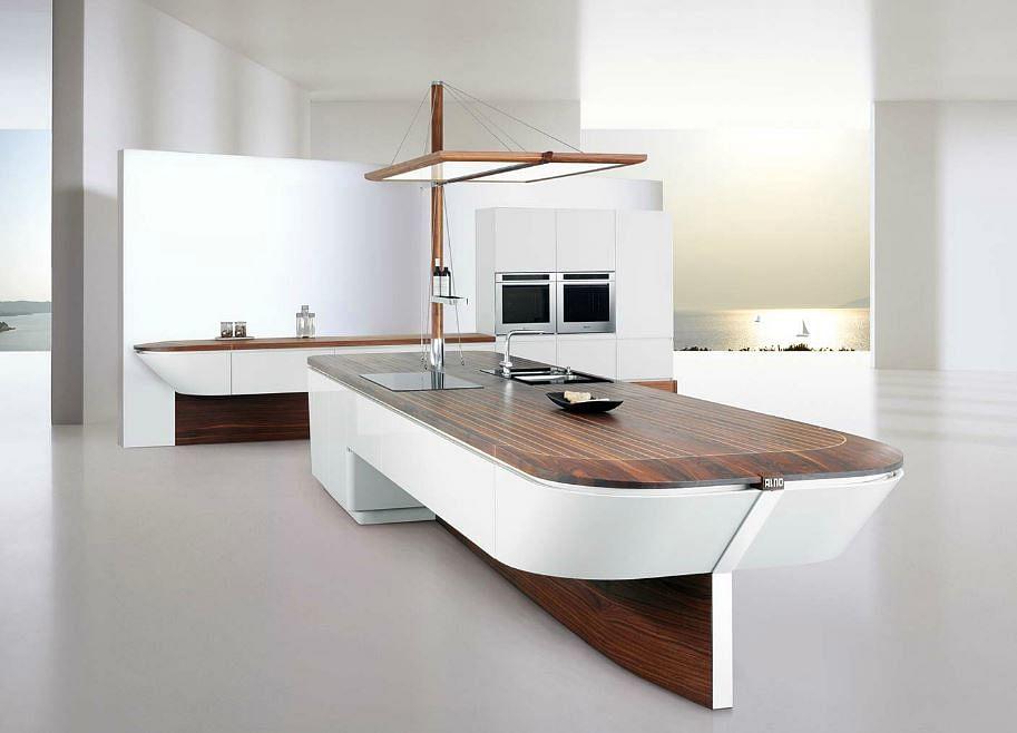 5 unique designs for kitchen islands home