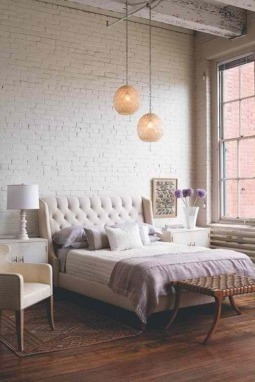Design Idea: Add A Brick Wall To A Refined Setting