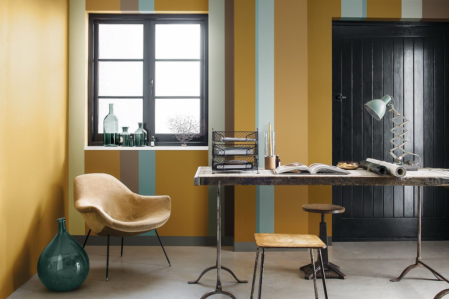 Dulux Paint Colour Decor Trend 2016 Monarch Gold