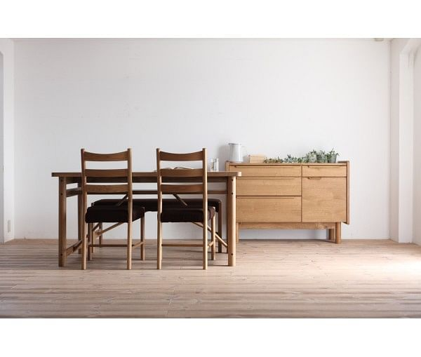 Genial Wooden Dining Table, Dining Chair, Dining Room, Scandinavian, Vintage,  Sideboard