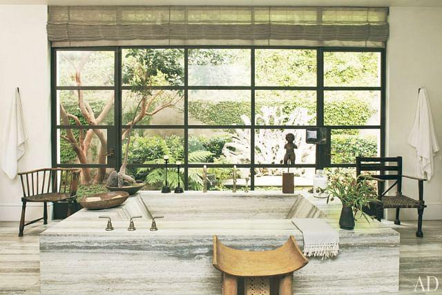 Nature inspired home decor tips from Ellen DeGeneres