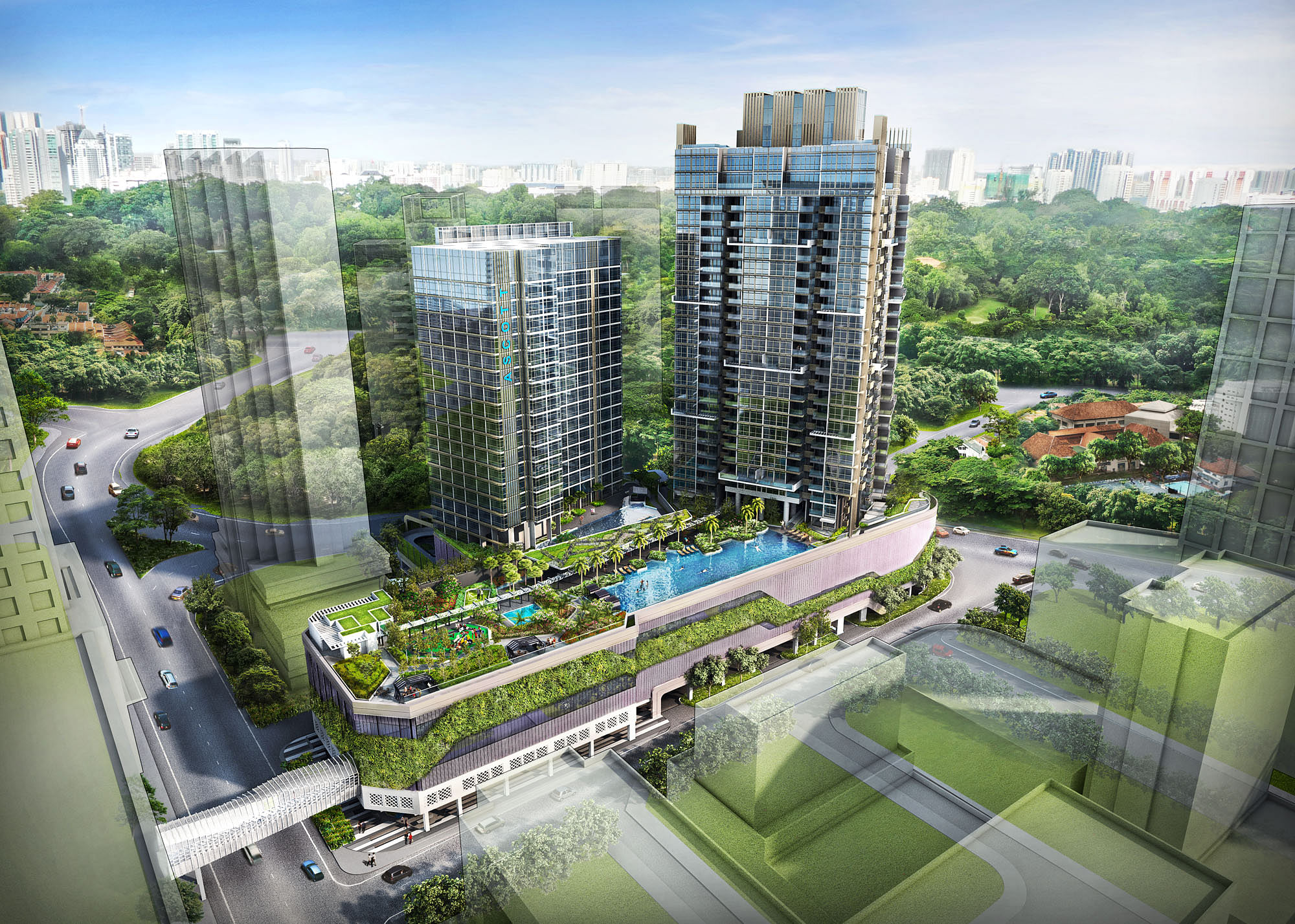 Live in the heart of Orchard Road for less than 15mil Home