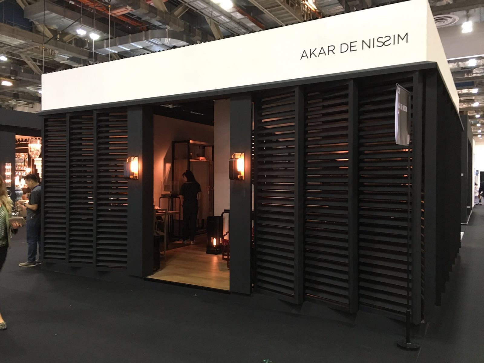 6 interesting booths at maison objet asia 2016 home decor singapore. Black Bedroom Furniture Sets. Home Design Ideas