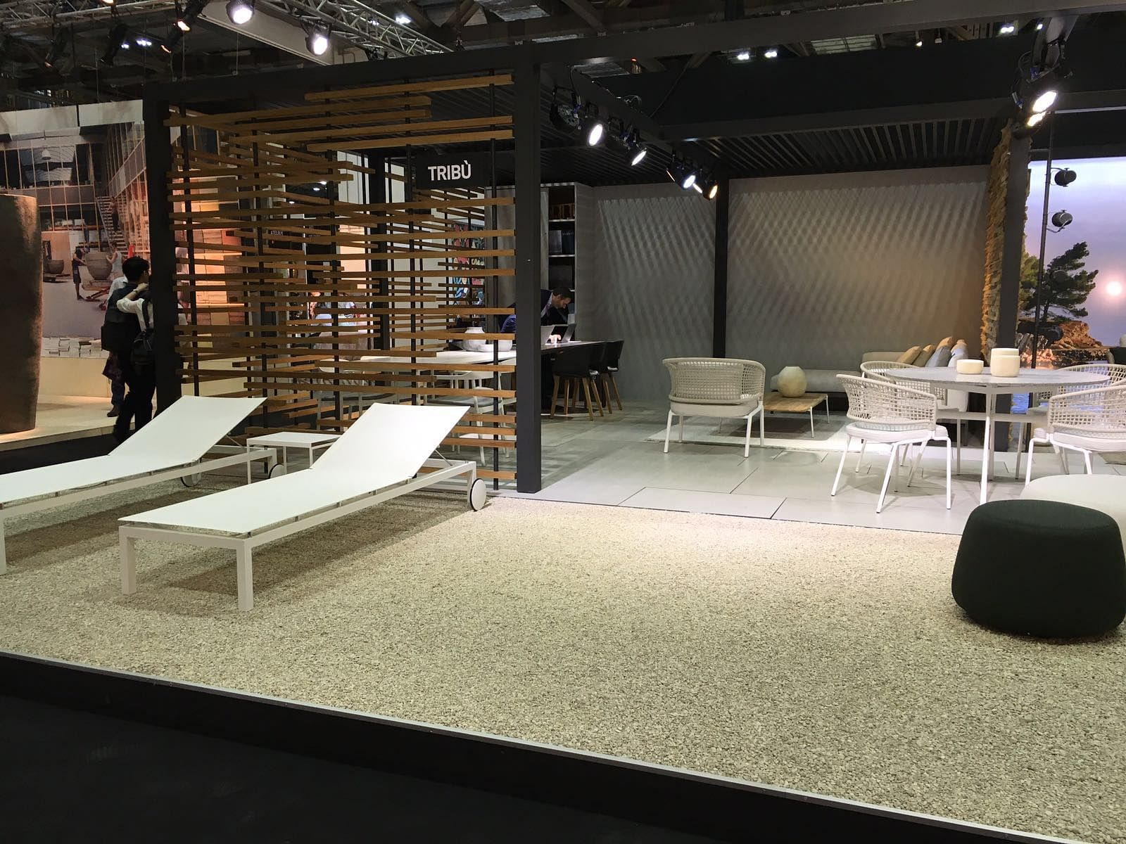 6 interesting booths at maison objet asia 2016 home for Decoration maison objet