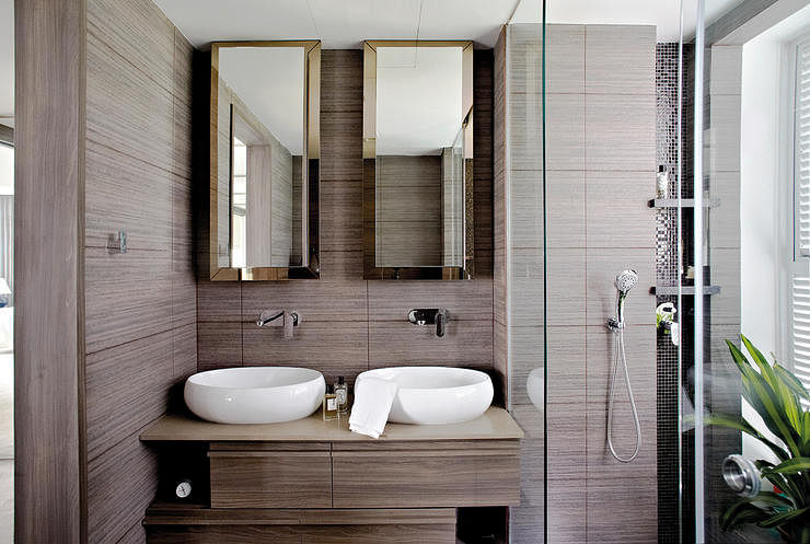Project File, bathroom. Design: Project File