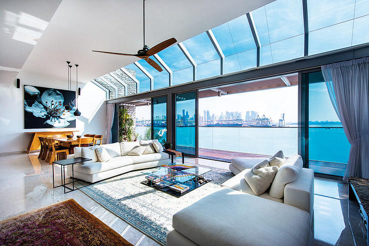 5 sentosa cove homes that exhibit modern luxury in for Home design ideas singapore