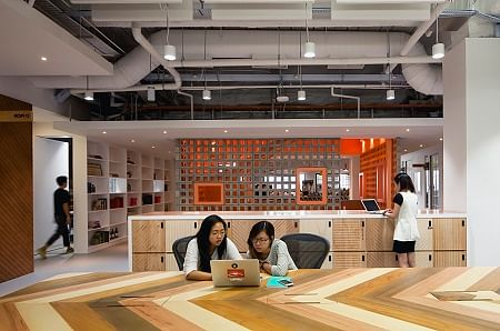 Airbnb S Singapore Office Is Cooler Than Yours Home Decor Singapore