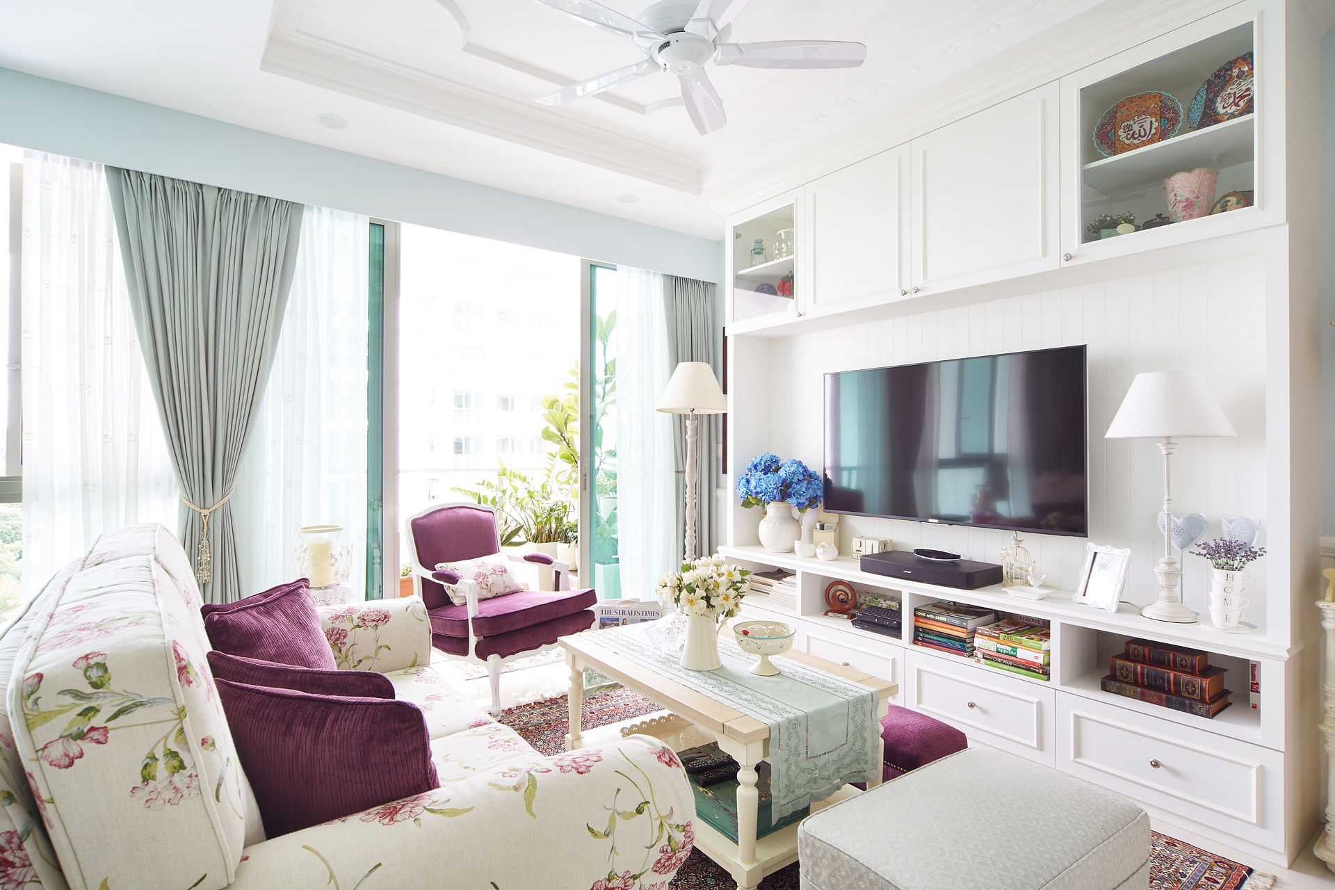 House Tour: Elegant country-style apartment in Pasir Ris | Home ...