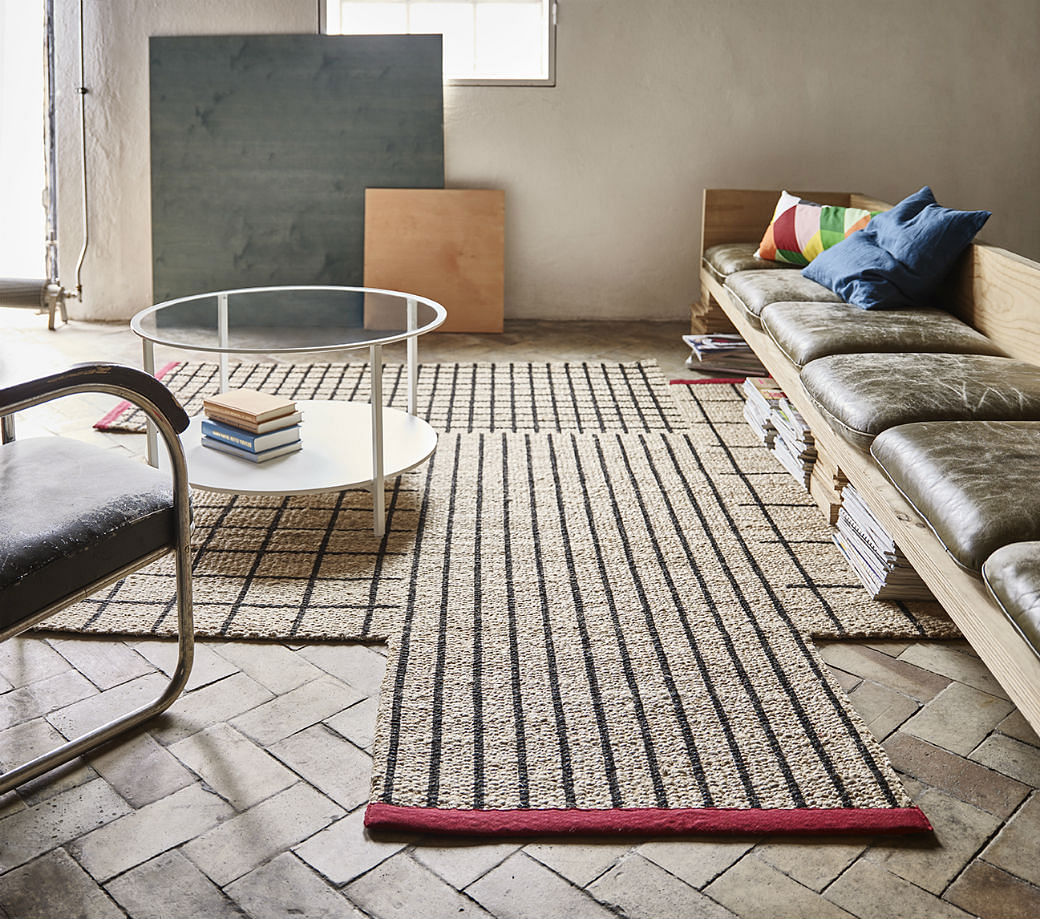 The Unique Asymmetric Shape Of Ternslev Rug 279 Allows You To Place It In Various Directions Suit Your Furniture Arrangement