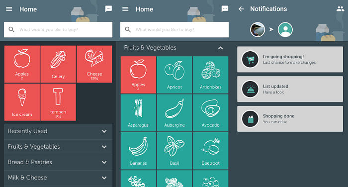 Review 3 Useful Grocery List Apps For Your Smartphone