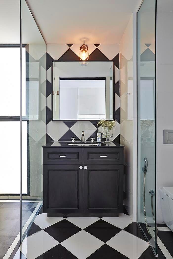 7 Bathroom Feature Walls Ideas Home Amp Decor Singapore