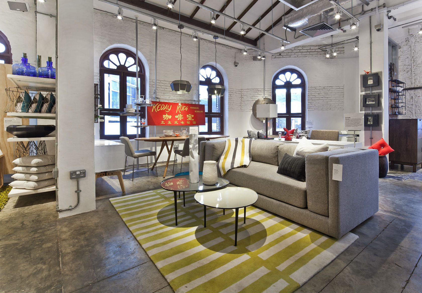 When CB2 Opened Here In 2013, It Was Its First Store Outside North America  And The Vibe At Peranakan Place Is Similar To The Neighbourhoods In Which  The ...