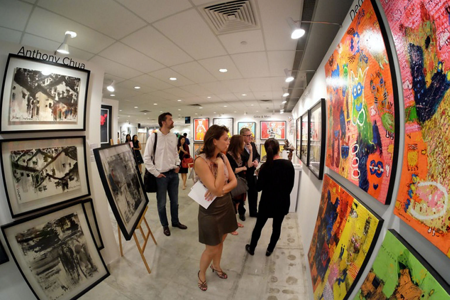 6 useful tips to know when buying art home decor singapore for How to buy art for your home