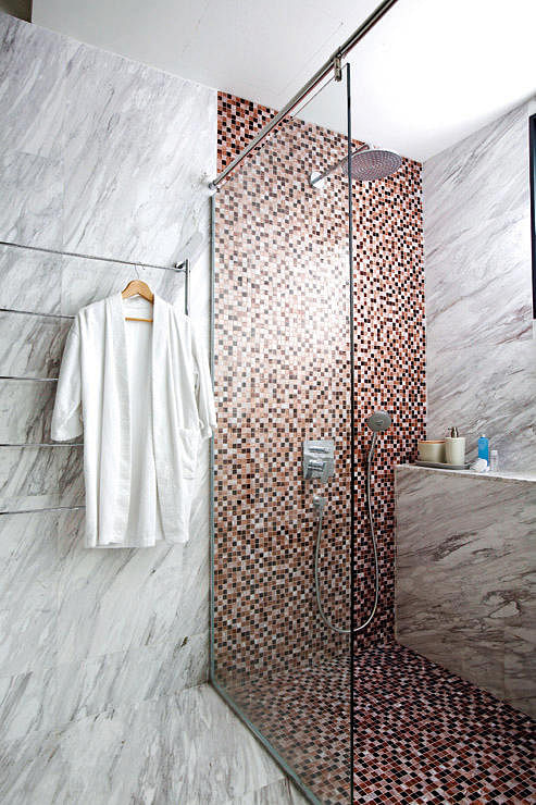 9 Marble Clad Bathrooms To Be Inspired By Home Amp Decor