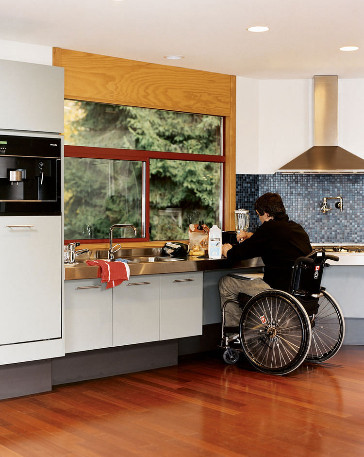 10 elderly friendly features that are stylish home decor singapore Kitchen design for elderly