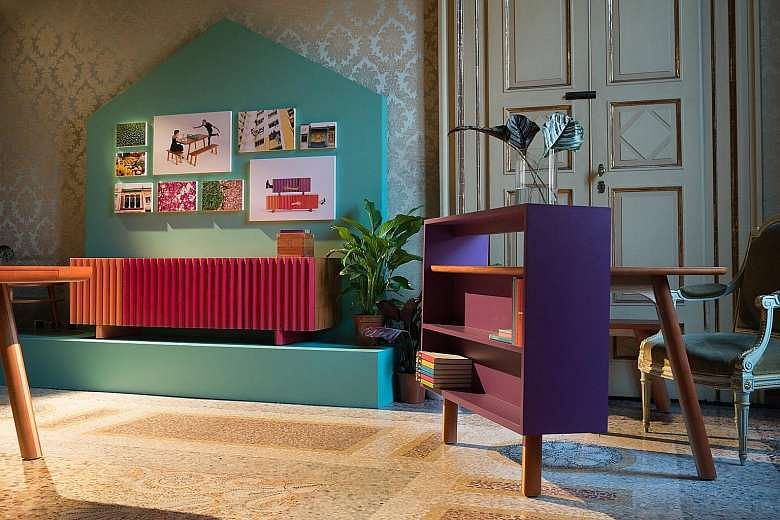 Milan Design Week 2016 Colourful Furniture To See Home Decor Singapore