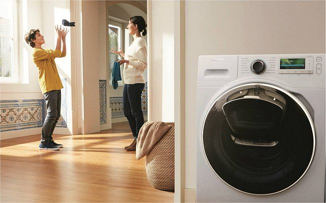 Front Load Washing Machine That Lets You Add Clothes Mid