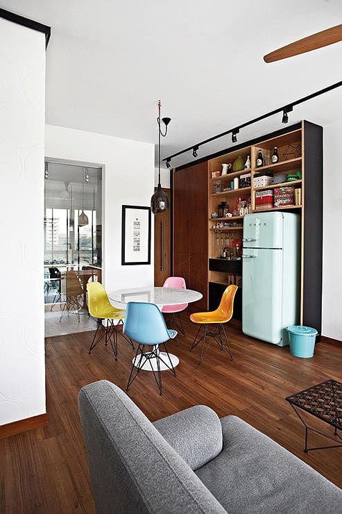 Big Balcony Furniture Ideas