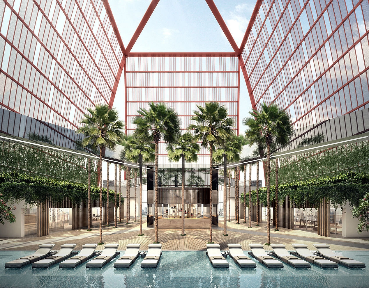 3 new luxury and boutique hotels in singapore great for for Design hotel singapore