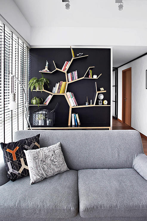 7 Unique Built In Shelf Designs Home Amp Decor Singapore