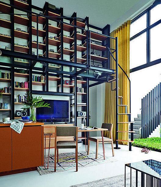 Home Decor Singapore: 7 Unique Built-in Shelf Designs