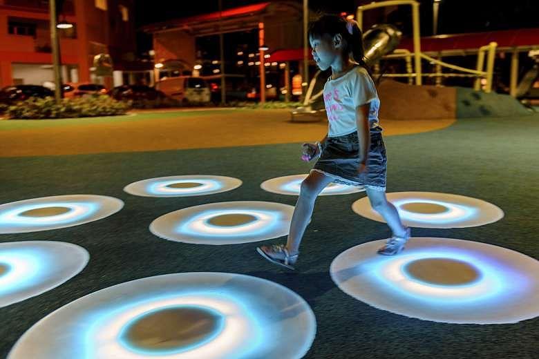 Swing Playground Design