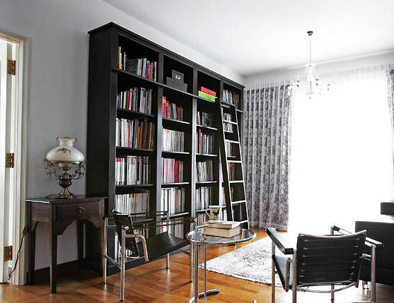 7 Ways To Use Ladders In Singapore Homes Home Amp Decor