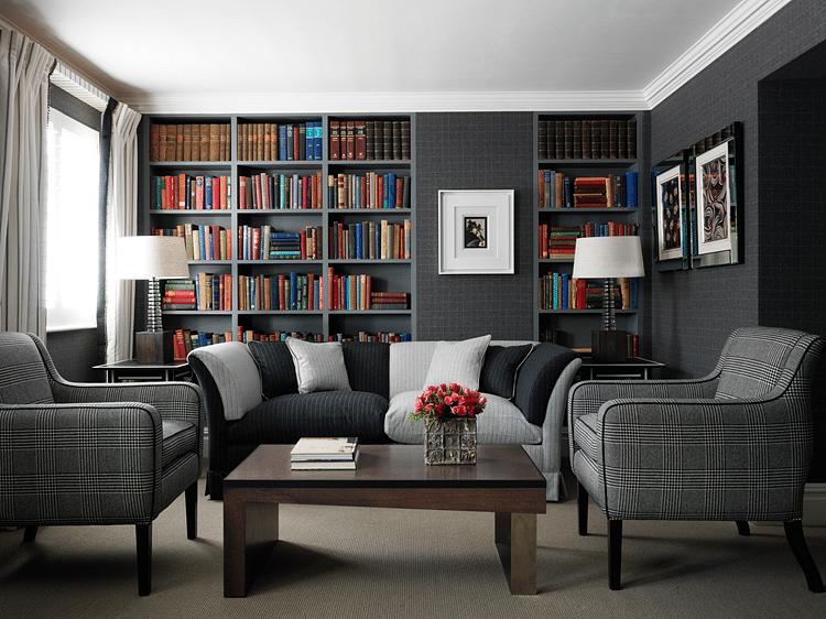 4 elegant allgrey living rooms  home  decor singapore