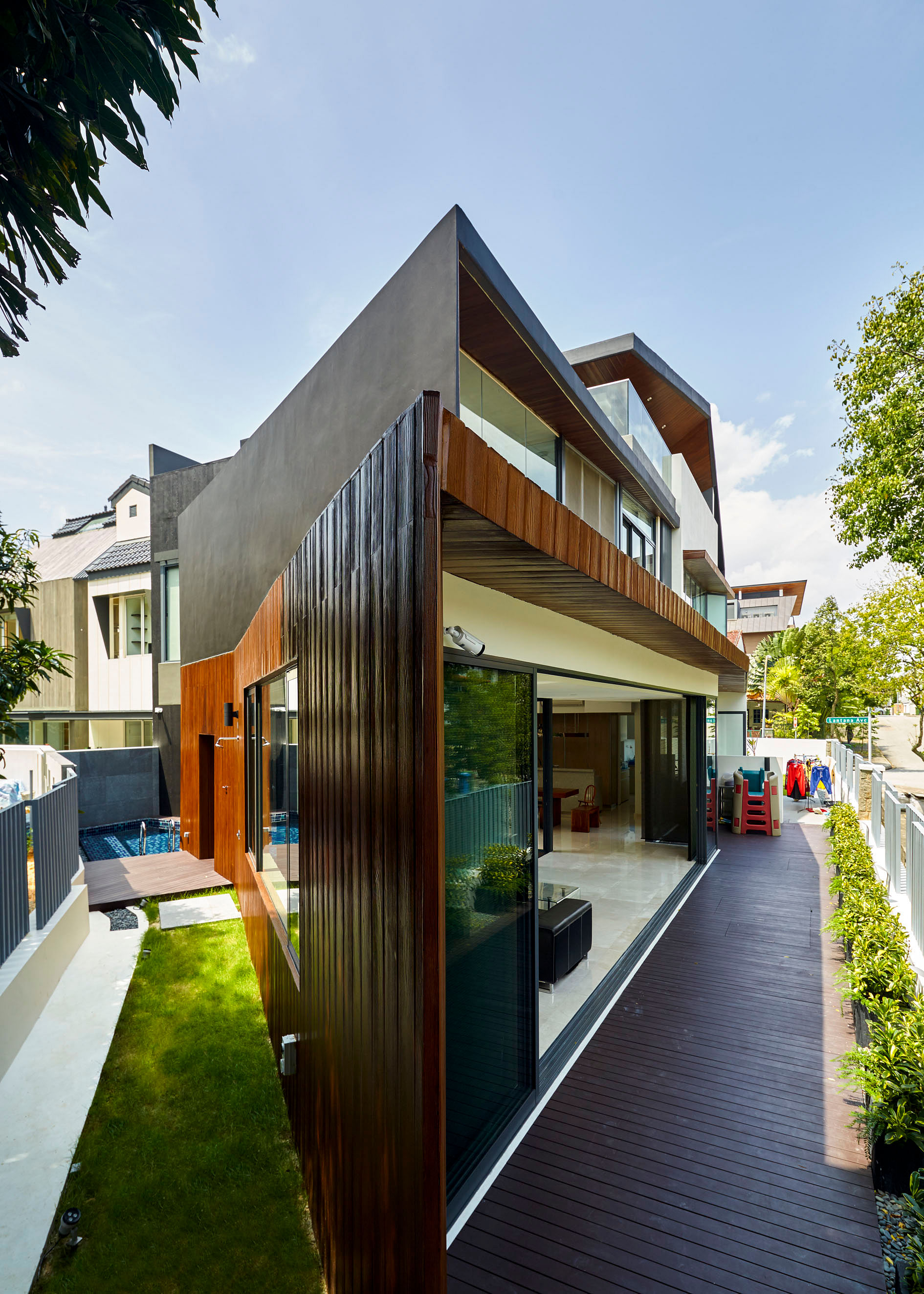 House Tour: Architecturally-designed two-storey multi-generational ...