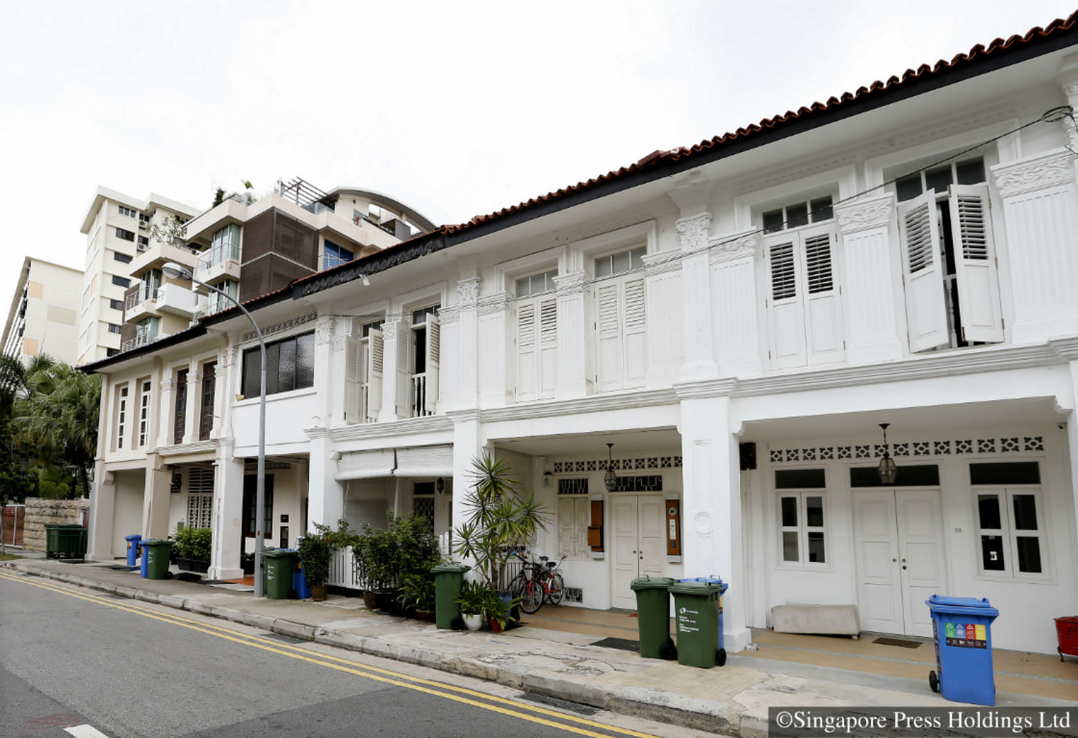 What it\'s like to live in a pre-war shophouse in the Katong and Joo ...