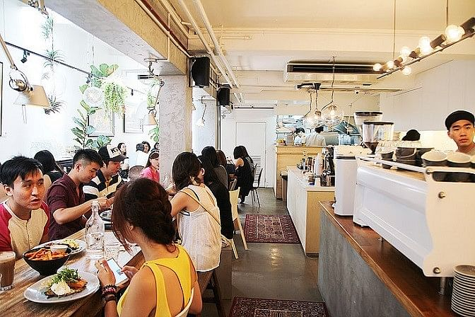 8 Cafes In Singapore With Instagram Worthy Interiors