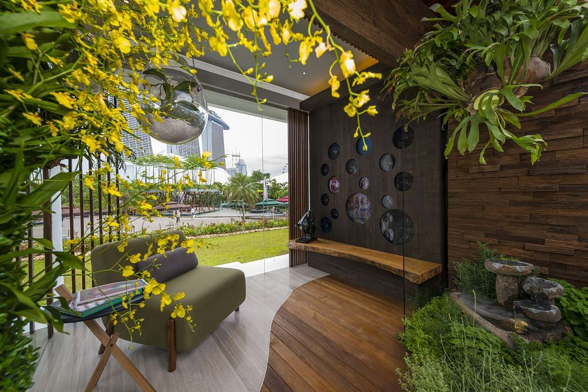 Flat Roof Garden Ideas