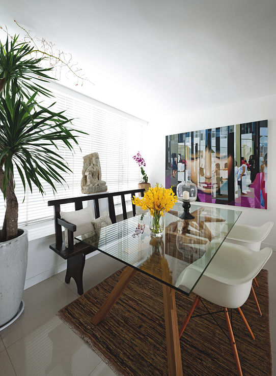 House Tour Asian and modern elements in the 15000 interiors of