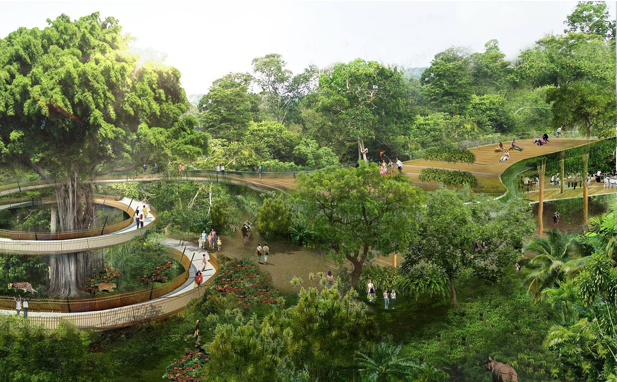 big plans for mandai   the bird park will move there and