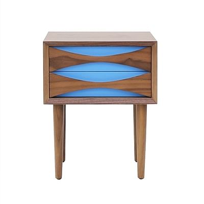 Bedroom Inspiration 3 Trendy Bedside Tables With Drawers