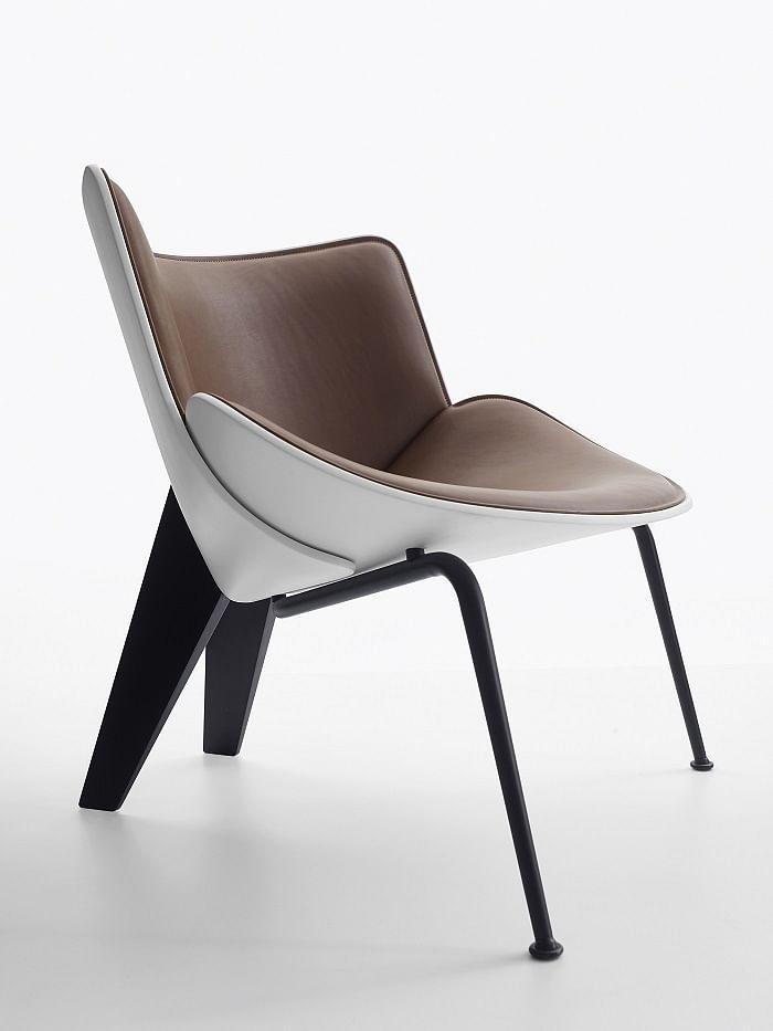 2) Arflex Algon Lounge Chair, Designed By Luca Nichetto