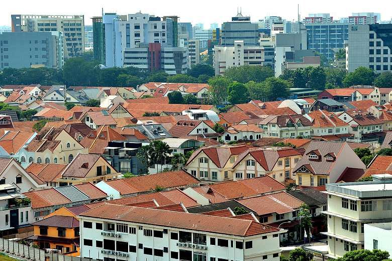 Future Housing Sites In Singapore Announced Find Out