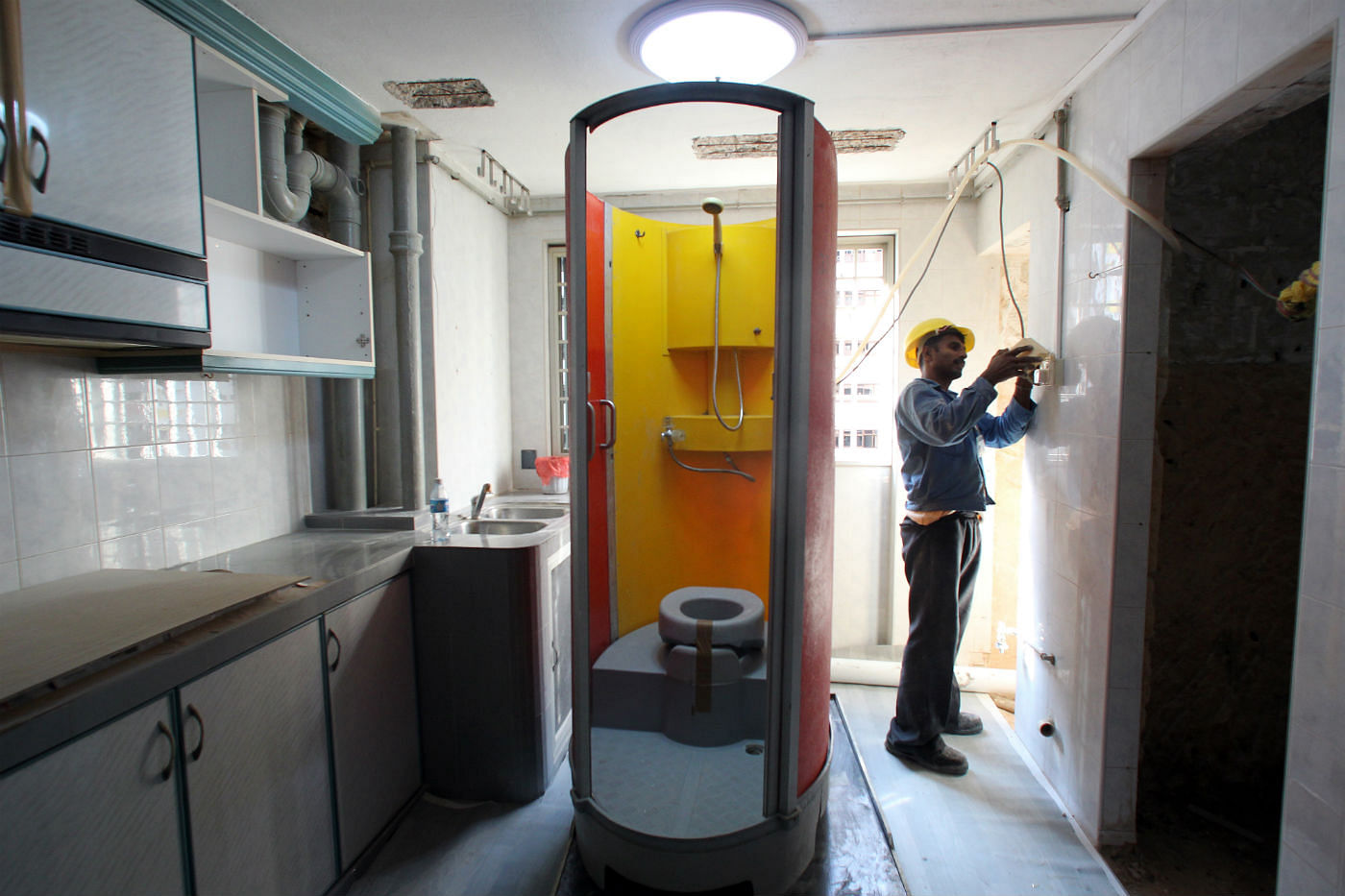 Renovating your current home here 39 s some survival tips for Small bathroom ideas hdb
