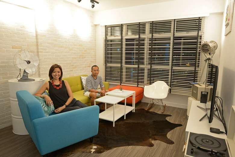 House Tour 24 000 Renovation For This Four Room Hdb Bto