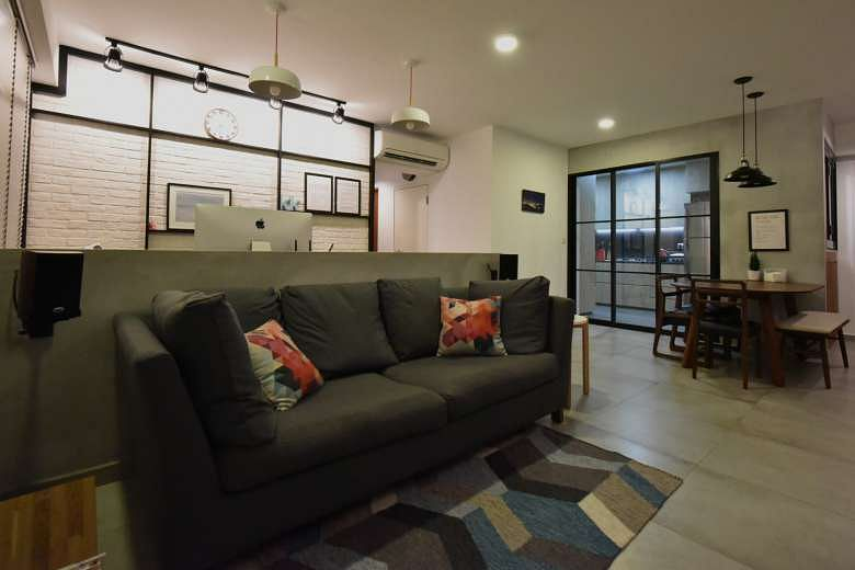House Tour 60000 Clean And Minimalist 5 Room HDB Home