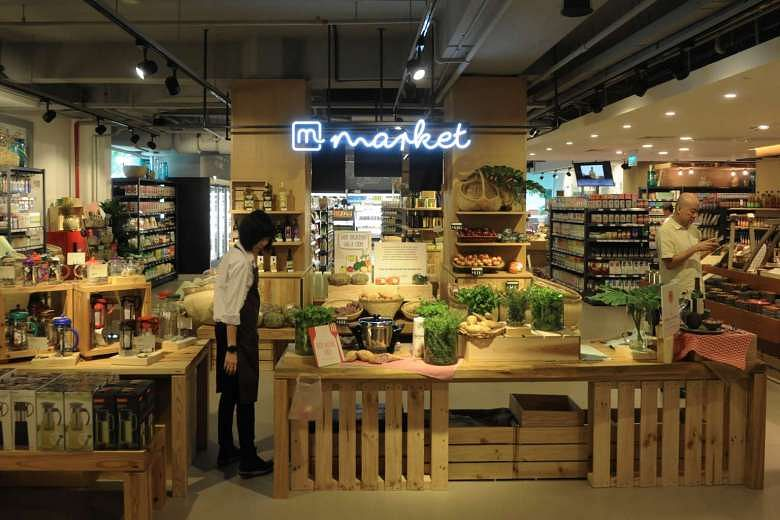 Mahota commune a one stop location for organic food and for Product design singapore