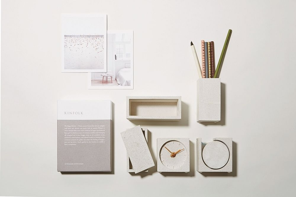 This Kinfolk Stationery Collection Is Now Available In Atomi