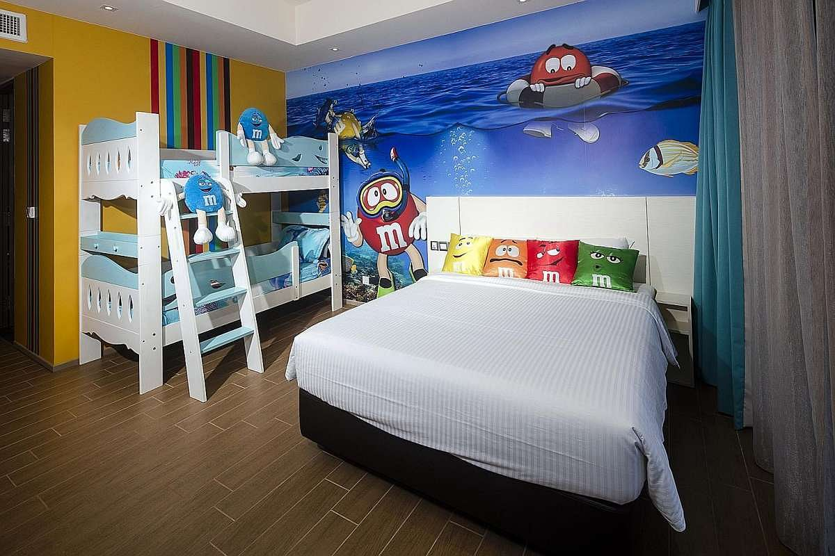Fun And Stylish Chalets And Resorts With Themed Rooms And