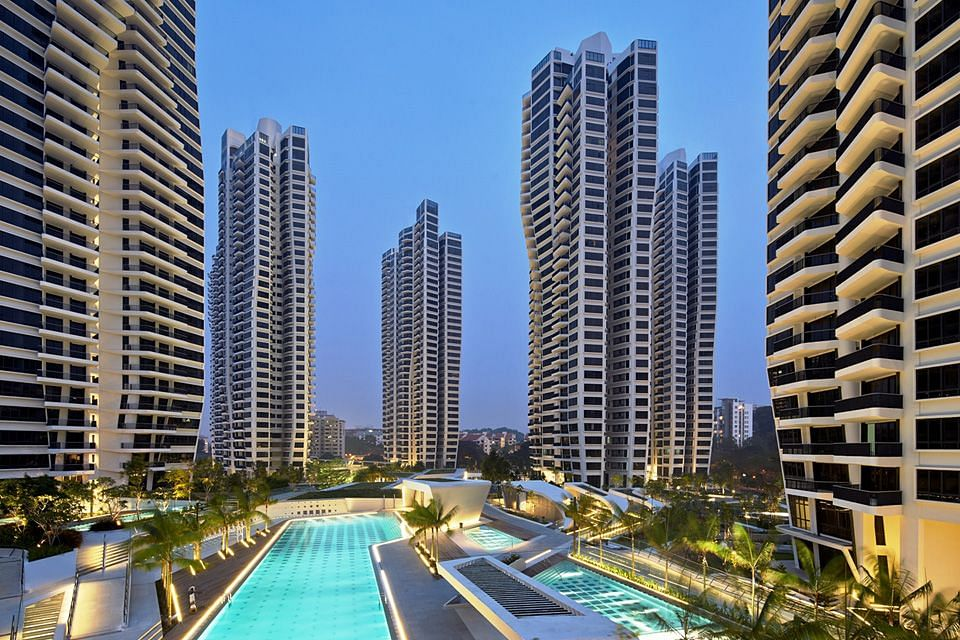 Singapore Buildings Shortlisted For Building Of The Year