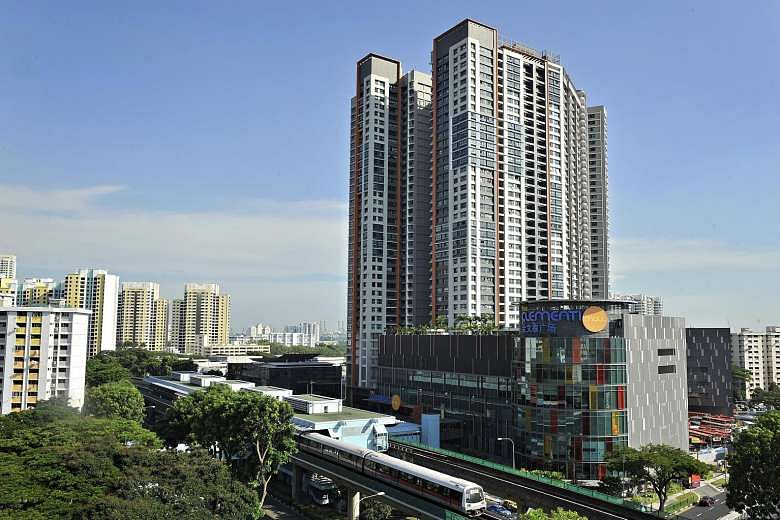 Image result for an HDB nearby amenities is not a problem in Clementi.