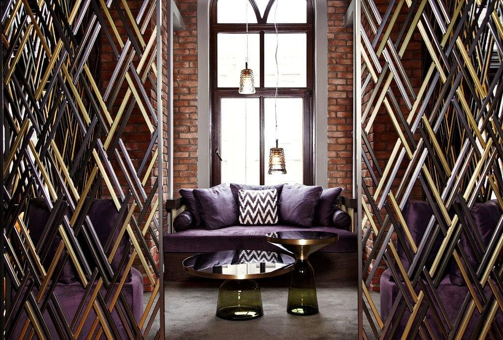 Revamped w istanbul hotel features contemporary ottoman for Decor hotel istanbul