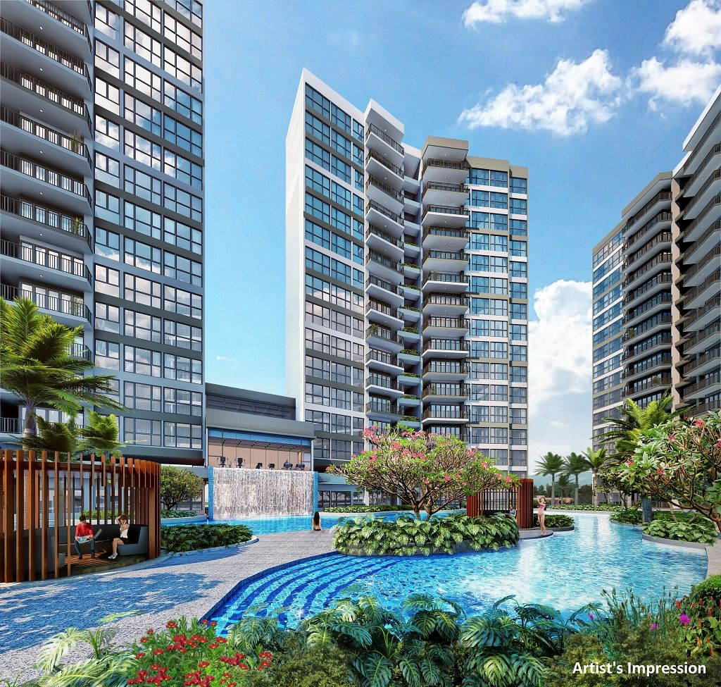 Apartments In Singapore: Property: What Happens At HDB After You Submit Your EC