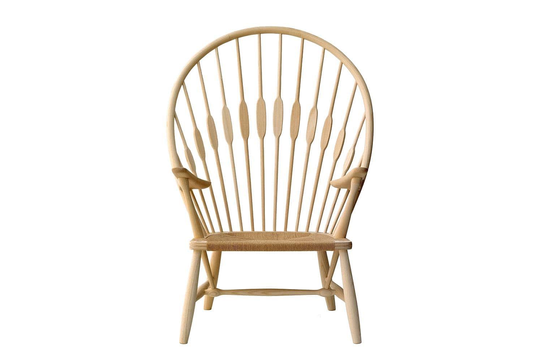 space furniture chairs. Hans J. Wegner\u0027s Famous Peacock Chair, From Space Furniture Chairs L
