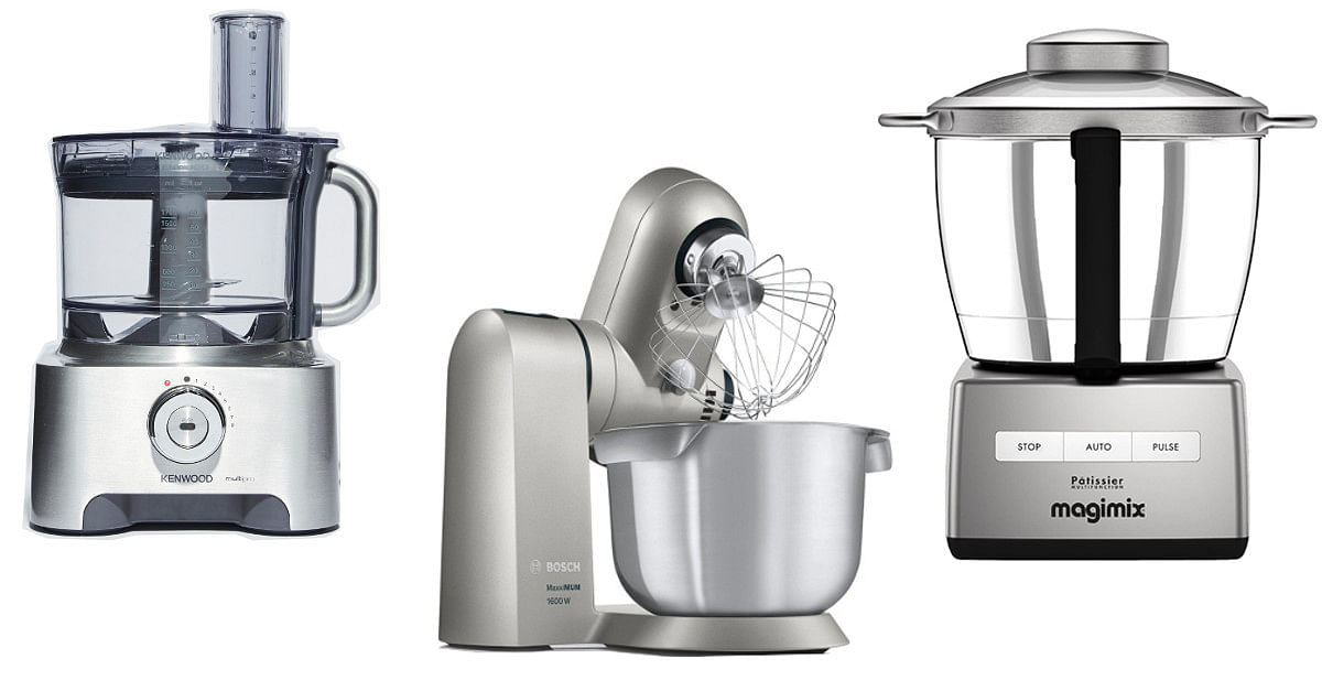 Review 3 multi function food processors from bosch - Robot de cuisine magimix ...