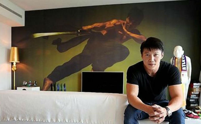 Inside Former Actor Vincent Ng S Swish Sentosa Cove Bachelor Pad